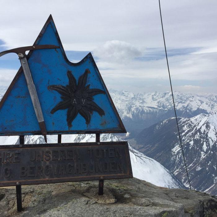 Stubaier Alpen - Sellrain - Pforzheimerhütte
