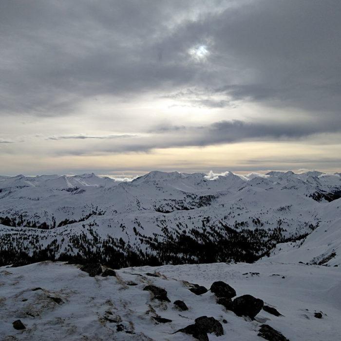 Hochrettelstein 2220 m