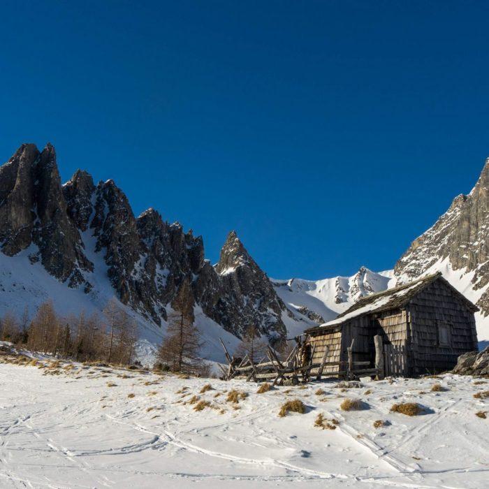 Skitourenwochenende Zederhaus
