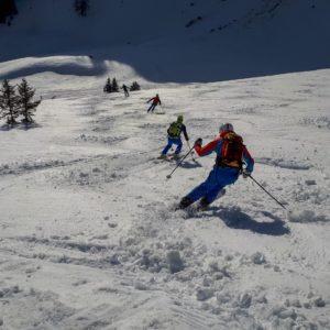Skitourenwochenende – Triebental
