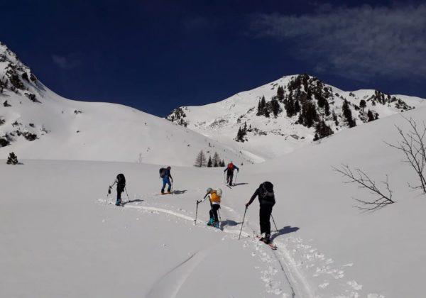 Skitour Seekoppe