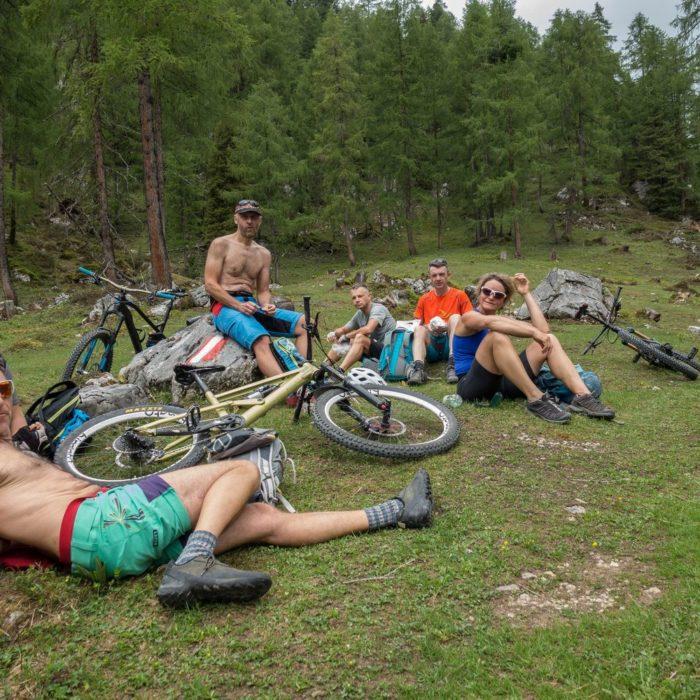 Bike & Hike auf den Kufstein 2049 m