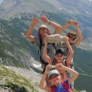 Familienwanderung Karwendel