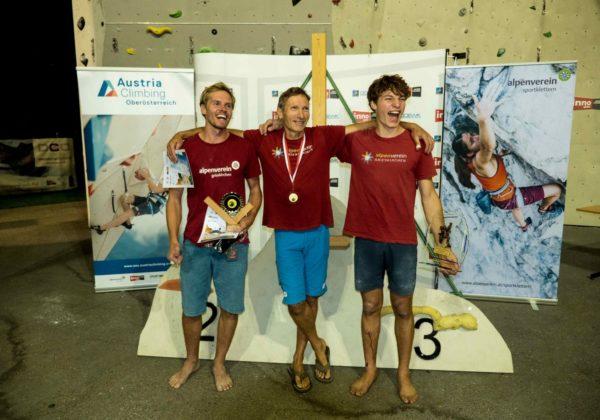 Landesmeisterschaft Seilklettern