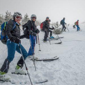 Skitour Lahnerkogel 1854 m