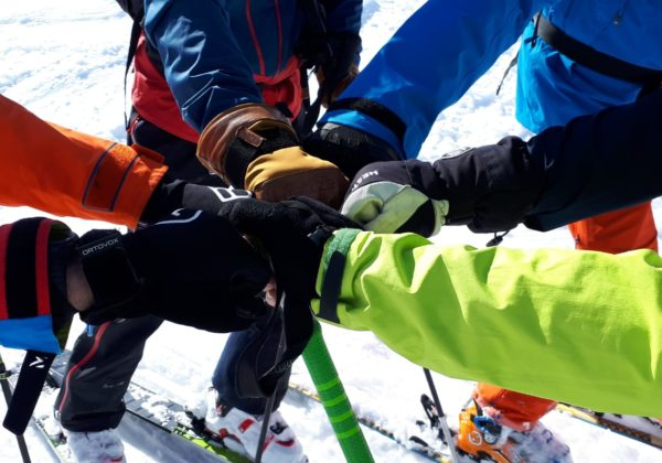 Übungsleiter Skitouren - Weidener Hütte/Tuxer Alpen