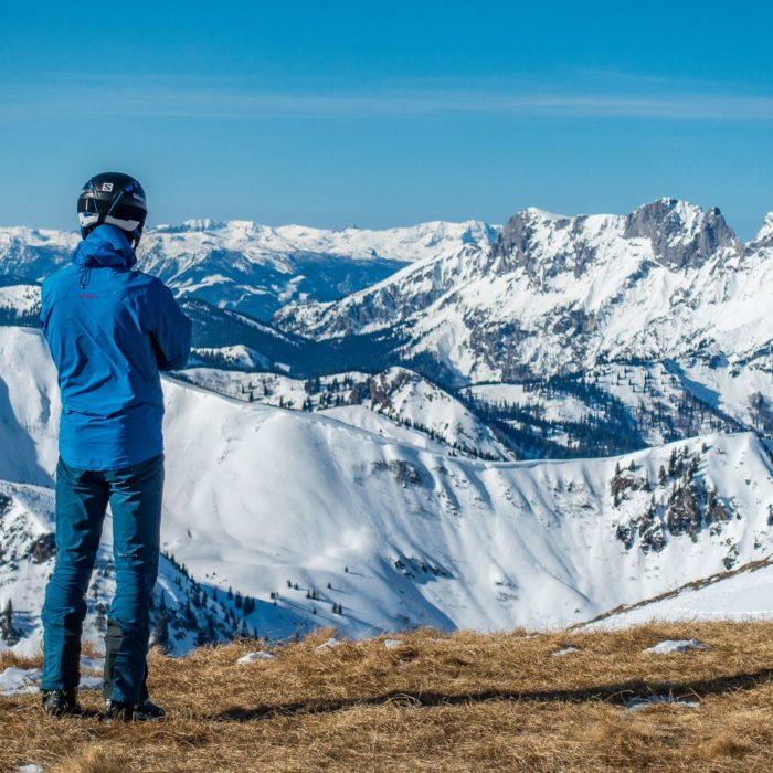 Skitourenwochenende im Gesäuse