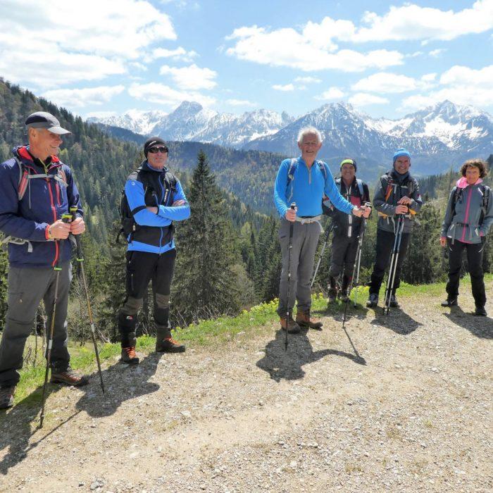 """""""AV+mit Genuss Tour"""" auf den Wasserklotz (1505 m)"""