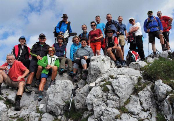 """AV+ mit Genuss-Tour"" Admonter Kalbling 2196 m/Sparafeld 2247 m"