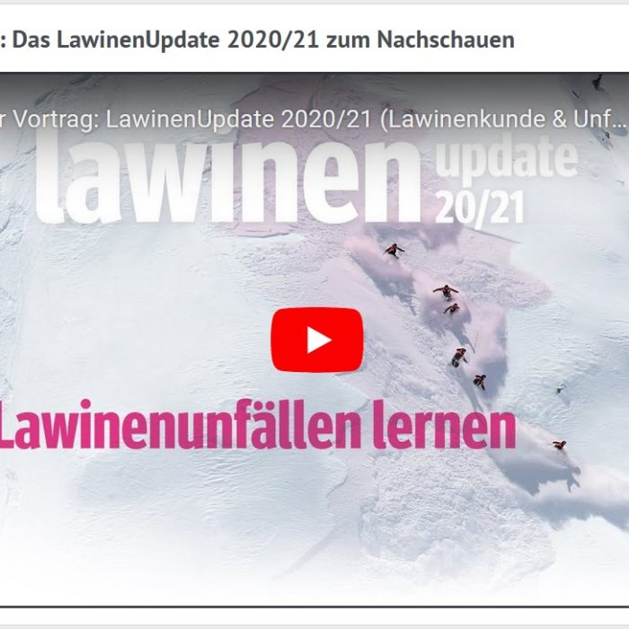 Videos SicheramBerg - Skitouren