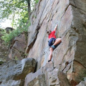 Kletterausfahrt nach Thal bei St.Willibald