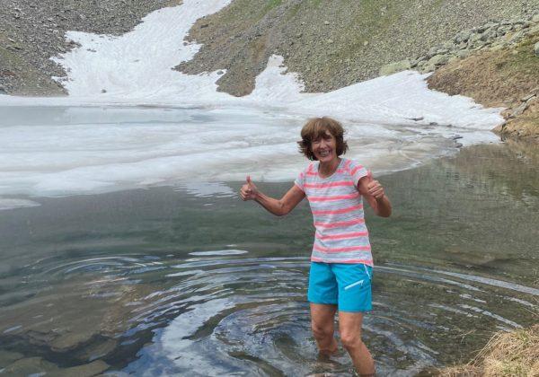 """""""AV+ mit Genuss-Tour"""" Gefrorener See 2076 m, Dreistecken 2382 m, Sonntagskarspitze 2350 m"""