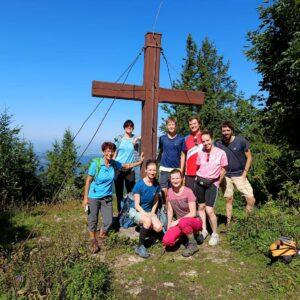 Wanderung zum Aussichtsberg Hochbuchberg 1273 m